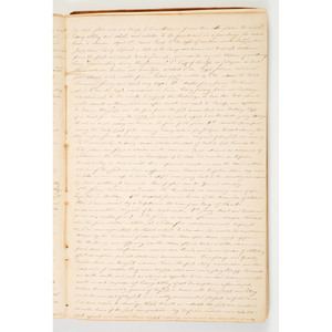 Private Records of Civil War Captain John Johanns, WI 35th Infantry