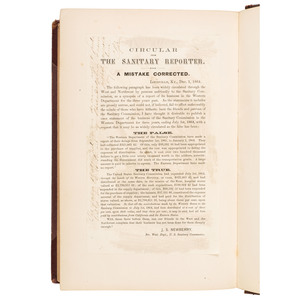 US Sanitary Commission Civil War Archive of Cornelius R. Agnew