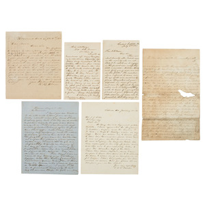 Confederate Defense Correspondence Concerning Service to the State of Alabama, 1860-1861