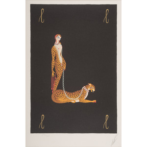 Erte (French-Russian, 1892-1990)