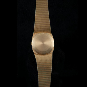 Longines 14k Gold Ladies Wrist Watch