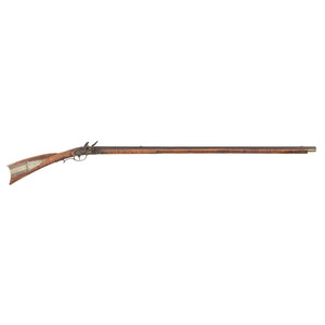 Full-Stock Flintlock Kentucky Rifle