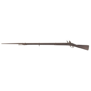 US Model 1822 (1816 Type II) Flintlock Musket by Harpers Ferry