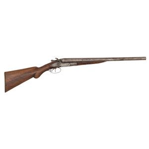 Double Hammer Shotgun