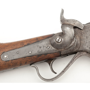 Tack Decorated Spencer Model 1860 Rifle