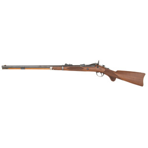 3rd Type US Model 1875 Trapdoor Officer's Rifle