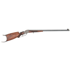 Winchester High Wall Deluxe Schuetzen Rifle