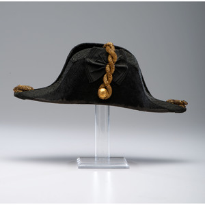 British Cocked Hat by Gieve, Matthews, and Beagrove in Case