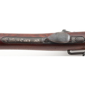 Springfield Model 1873 Carbine Marked to the 9th US Cavalry