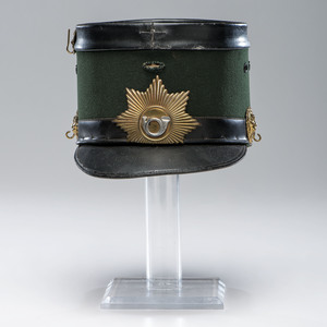 Composite Dutch Shako