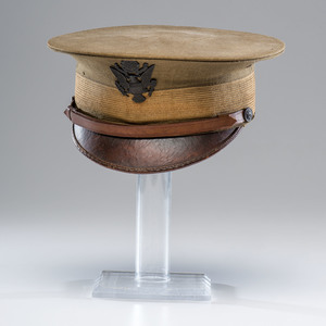 U.S. Model 1912 Officer's Cap