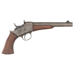 US Model 1871 Remington Rolling Block Pistol