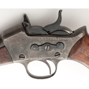 US Model 1871 Remington Rolling Block Pistol
