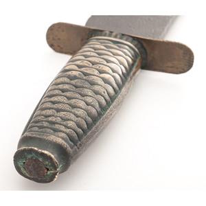 Confederate Bowie Knife from Antietam Battlefield
