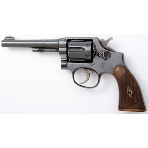 ** Smith and Wesson Military and Police Revolver