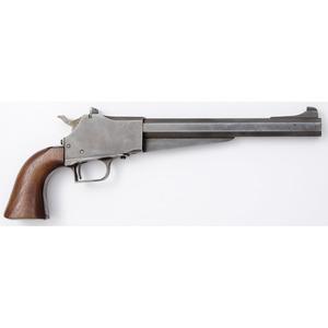 Tingle Single Shot Black Powder Pistol
