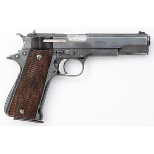 **Spanish Star Modelo Super Pistol