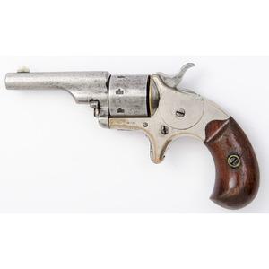 Colt Open Top Pocket Revolver