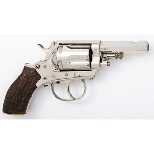 Italian Copy of British Webley Revolver by Di Pietro