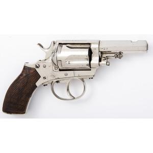 Italian Copy of British Webley Revolver by Di Pietro