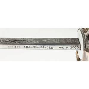 British 2nd Life Guards Officer's Sword