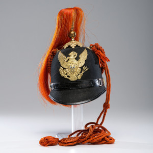 Pattern 1890 Enlisted Signal Corp Dress Helemt