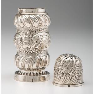 Rosenthal, Jacob & Co. Victorian Sterling Sugar Shaker