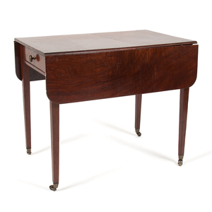 English Mahogany Pembroke Table