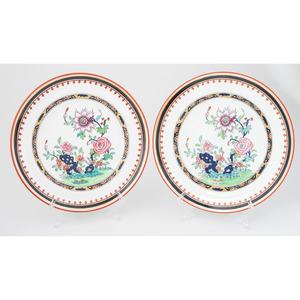 Minton Boston Japan Service Plates