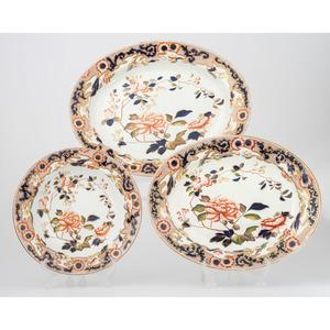 George Jones & Sons Imari-style Tableware