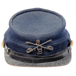 Commercial U.S. Model 1872 Forage Cap