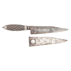 Spanish Colonial Belt Knife