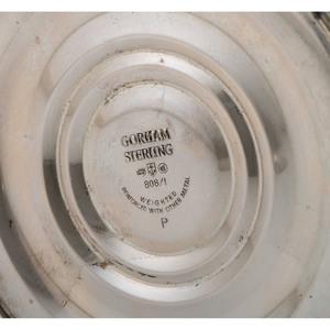 Gorham & Hamilton Weighted Sterling Candlesticks