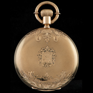 E. Howard & Co. 18k Gold Pocketwatch