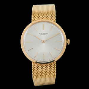 Patek Philippe Ref. 3484 18k Gold Wristwatch