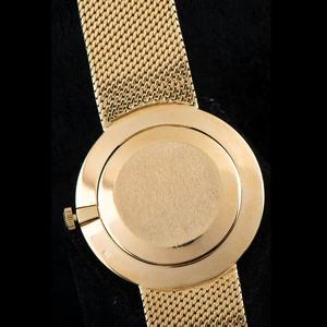 Patek Philippe Ref. 3484 18k Gold Wristwatch