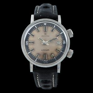 Hamilton Aqua Date Super-Compressor Wristwatch