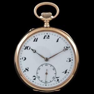 IWC 14k Gold Pocketwatch
