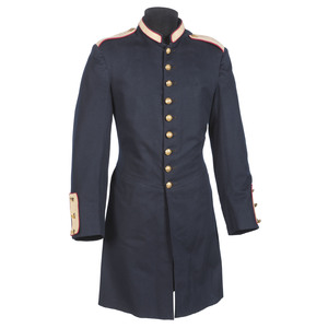 Pattern 1884 Indian Scout Dress Coat