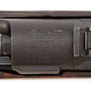 ** Springfield Model 1903 Rifle