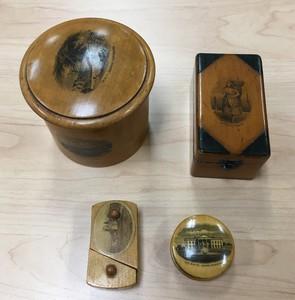 Mauchline Ware Boxes