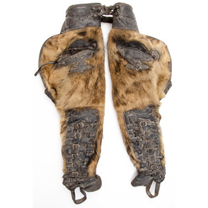 Pair of Mexican Wolf Chaps
