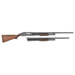 Winchester Model 12 Black Diamond Model With Extra Barrel