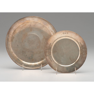 Tiffany & Co. Sterling Dishes