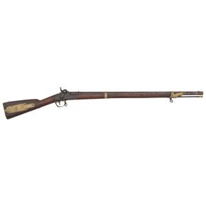 New Hampshire Alteration of a US Model 1841 Rifle by Whitney