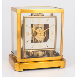 Jaeger LeCoultre Atmos Clock, Model 526-6