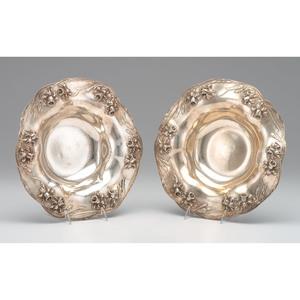 Towle Sterling Art Nouveau Center Bowls