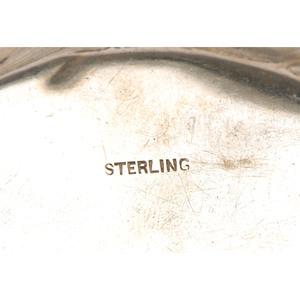 Sterling Oval Serving Bowls