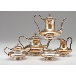Towle Sterling Tea and Coffee Service