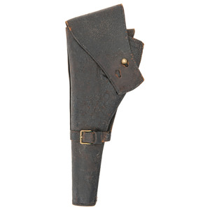 Rare Forsyth Pattern Cavalry Holster